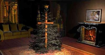 The Cross of Christmas