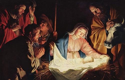 The Fragile Flesh of Christmas Eve