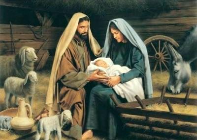 God Is Born