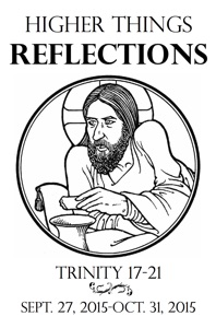 Reflections for Trinity 17-21 are Now Available