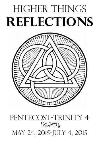 2015 Pentecost and Trinity Reflections Now Available