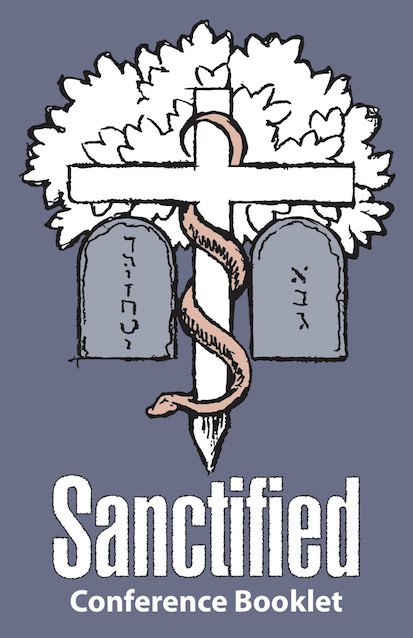 Sanctified 2018 logo